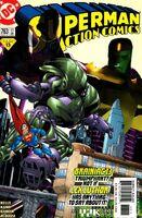 Action Comics Vol 1 763