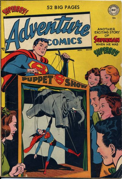 Adventure Comics Vol 1 158