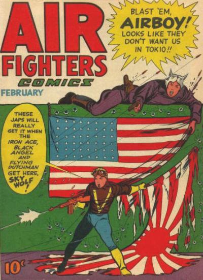 Air Fighters Comics Vol 1 17