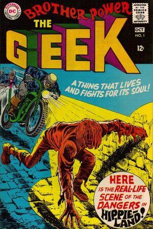 Brother Power, the Geek Vol 1 1.jpg