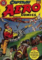 Captain Aero Comics Vol 1 16