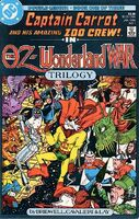 Captain Carrot and His Amazing Zoo Crew The Oz-Wonderland War Vol 1 1