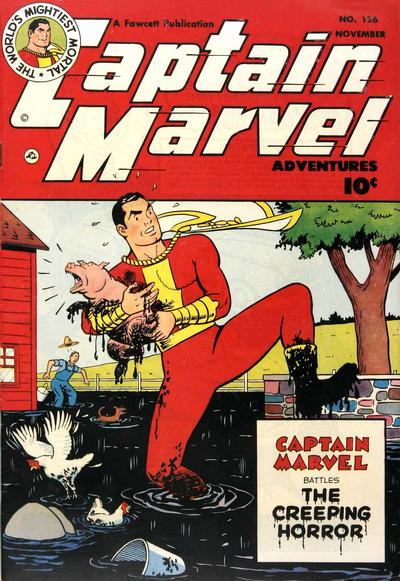 Captain Marvel Adventures Vol 1 126