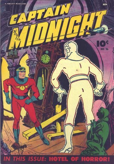 Captain Midnight Vol 1 26