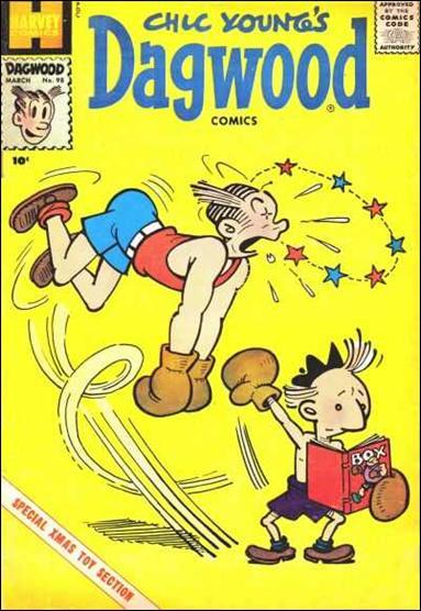 Dagwood Comics Vol 1 98
