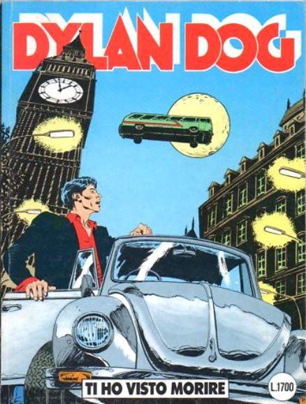 Dylan Dog Vol 1 27