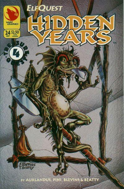 Elfquest: Hidden Years Vol 1 24