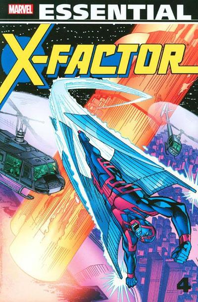 Essential X-Factor Vol 1 4