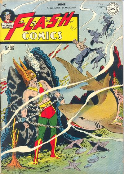 Flash Comics Vol 1 96