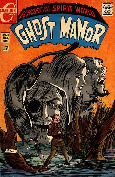 Ghost Manor Vol 1 11