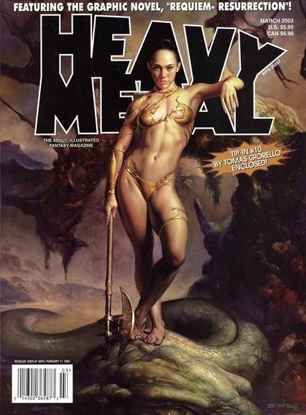 Heavy Metal Vol 27 1