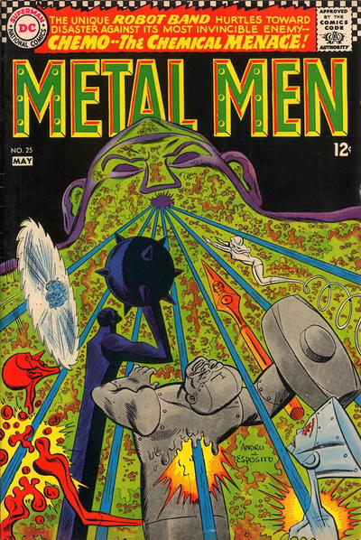 Metal Men Vol 1 25