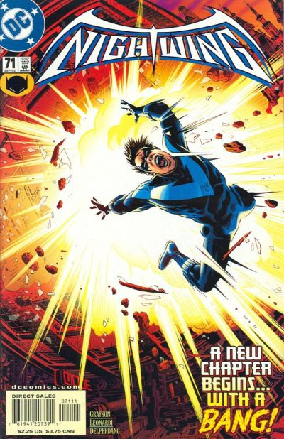 Nightwing Vol 2 71
