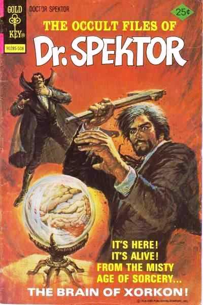 Occult Files of Dr. Spektor Vol 1 15