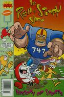 Ren & Stimpy Show Special History of Sports Vol 1 1