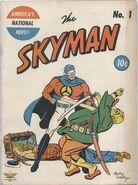 Skyman Vol 1 1