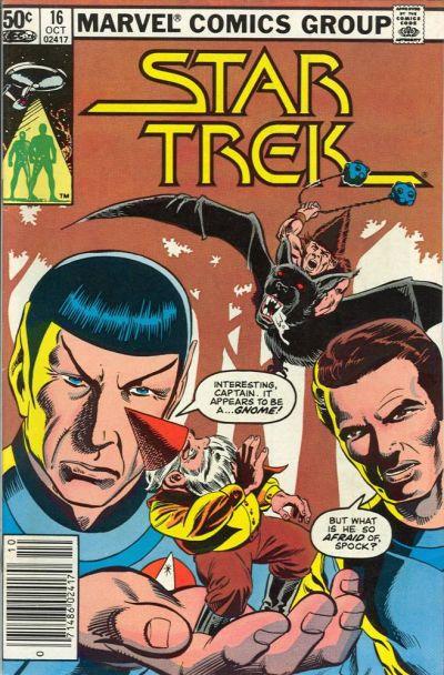 Star Trek (Marvel) Vol 1 16