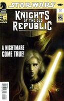 Star Wars Knights of the Old Republic Vol 1 40