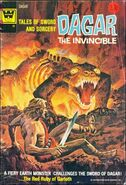 Tales of Sword and Sorcery Dagar the Invincible Vol 1 8 Whitman
