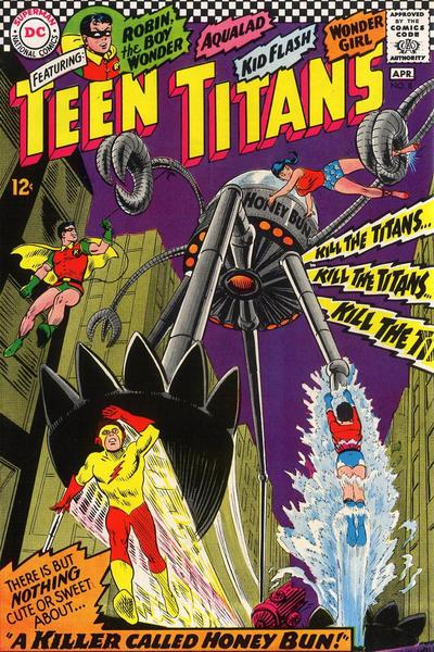 Teen Titans Vol 1 8