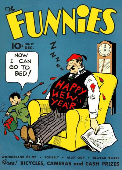 The Funnies Vol 2 27