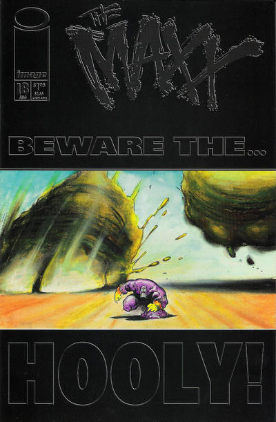 The Maxx Vol 1 18