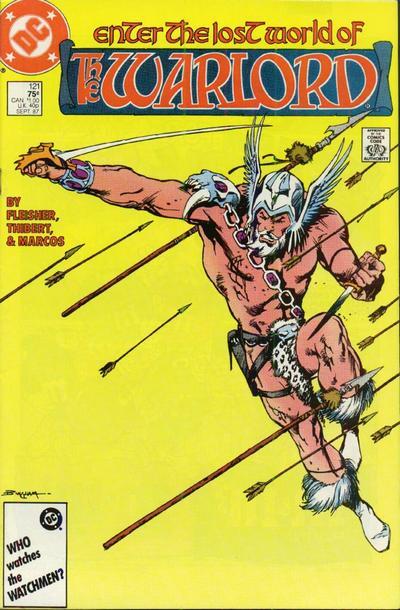 Warlord Vol 1 121