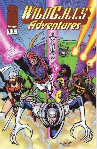 WildC.A.T.s Adventures Vol 1 1