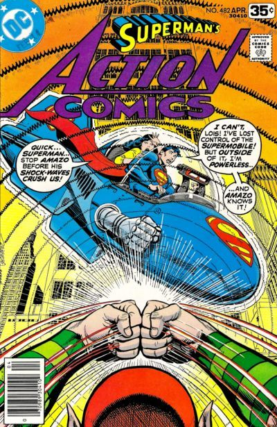Action Comics Vol 1 482