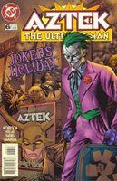 Aztek The Ultimate Man Vol 1 6