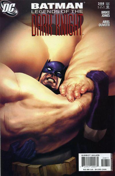 Batman: Legends of the Dark Knight Vol 1 208