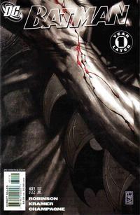 Batman Vol 1 651
