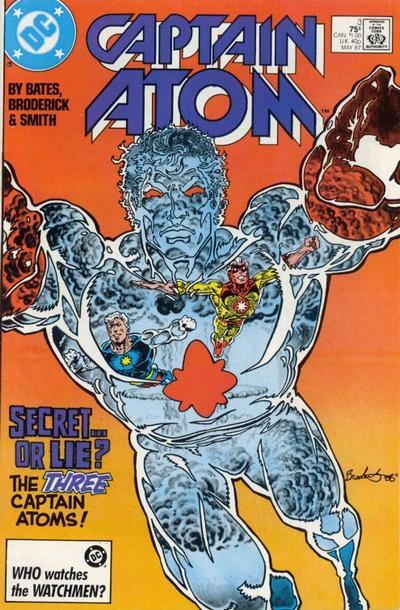 Captain Atom Vol 1 3