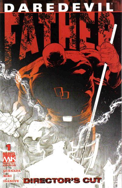 Daredevil Father Vol 1