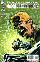 Green Lantern Emerald Warriors Vol 1 11