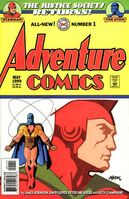JSA Returns Adventure Comics Vol 1 1
