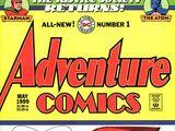 JSA Returns: Adventure Comics Vol 1 1