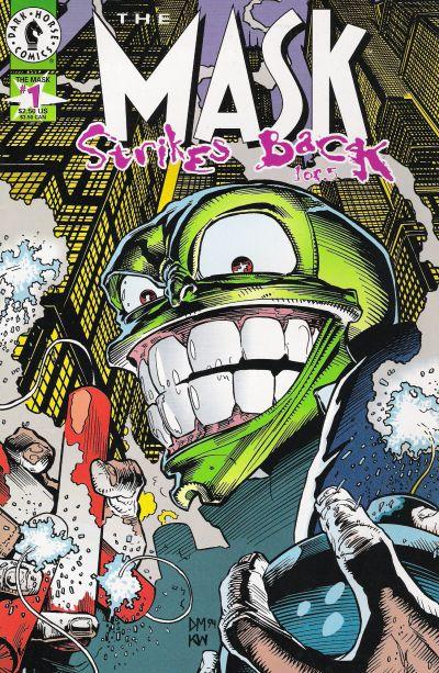 Mask Strikes Back Vol 1 1