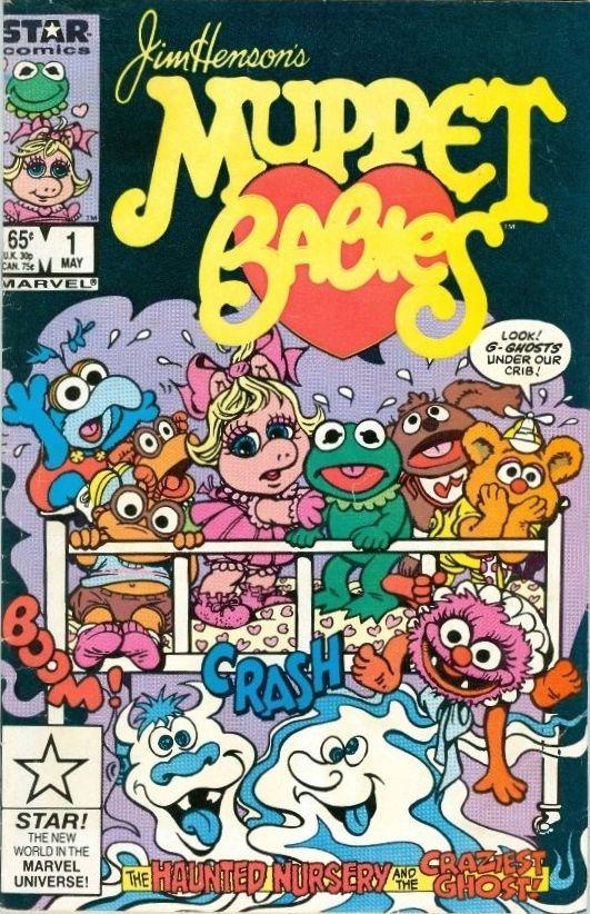 Muppet Babies Vol 1 1