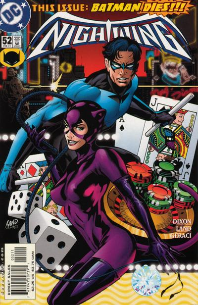 Nightwing Vol 2 52