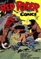 Red Ryder Comics Vol 1 24