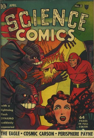 Science Comics Vol 1 3