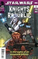 Star Wars Knights of the Old Republic Vol 1 13