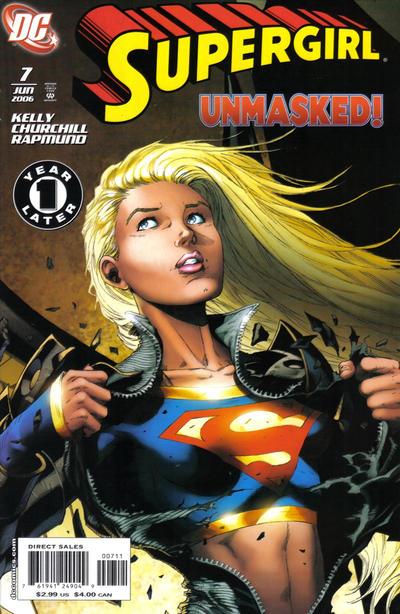 Supergirl Vol 5 7