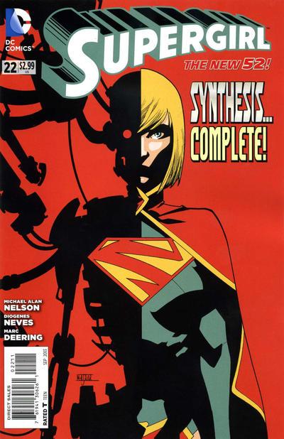 Supergirl Vol 6 22