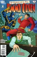 Superman's Pal, Jimmy Olsen Vol 2 2
