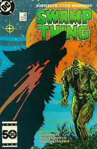 Swamp Thing Vol 2 40