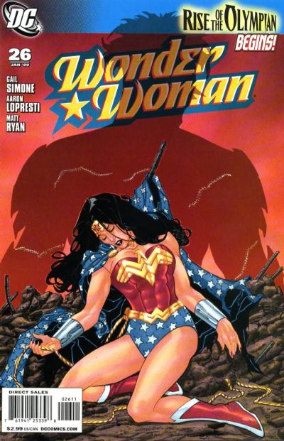 Wonder Woman Vol 3 26