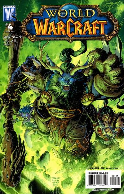 World of Warcraft Vol 1 4