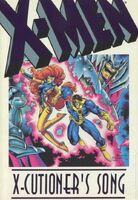 X-Men X-Cutioner's Song Vol 1 1